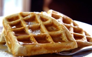 GF Almond Maple Waffle